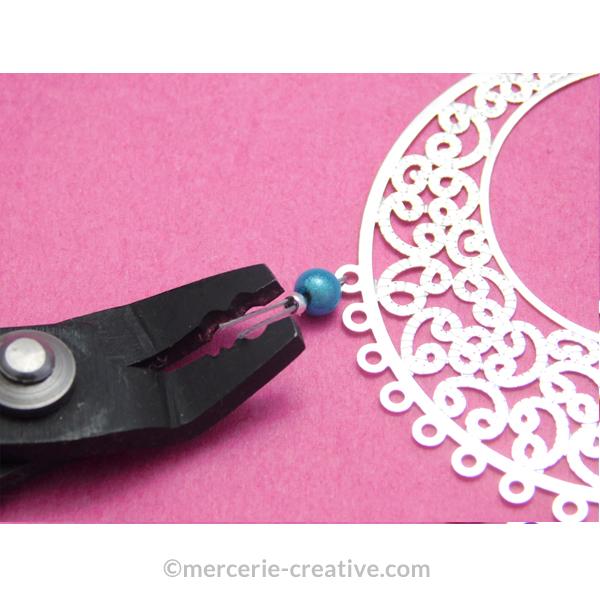 Utiliser une perle à écraser pour bloquer la perle magique